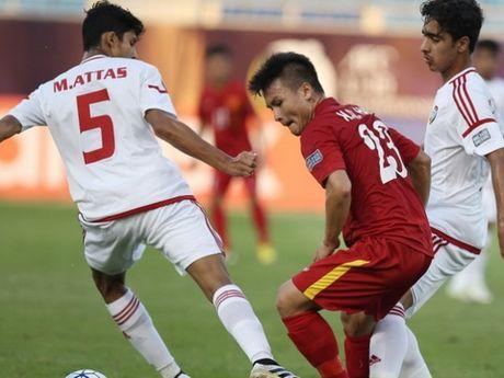 U19 Viet Nam dang duoc ngoi khen! - Anh 1