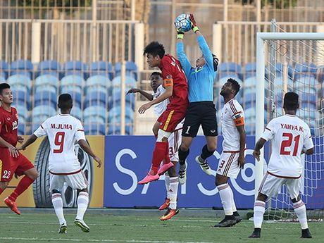 U19 Viet Nam dang duoc ngoi khen! - Anh 2