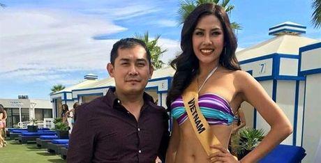 Nguyen Thi Loan bat ngo lo nhuoc diem 'nguy hiem' o Hoa hau Hoa binh - Anh 1