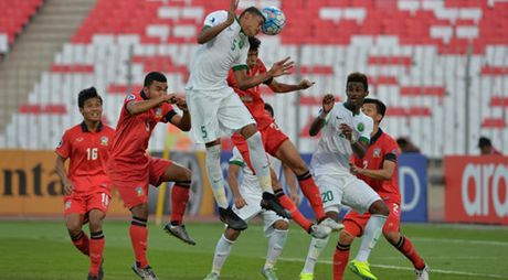 The thao 24h: U19 Thai Lan gan nhu bi loai o giai U19 chau A - Anh 1