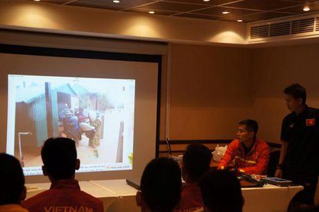 U19 Viet Nam – U19 UAE: Co diem la rong cua di tiep - Anh 2