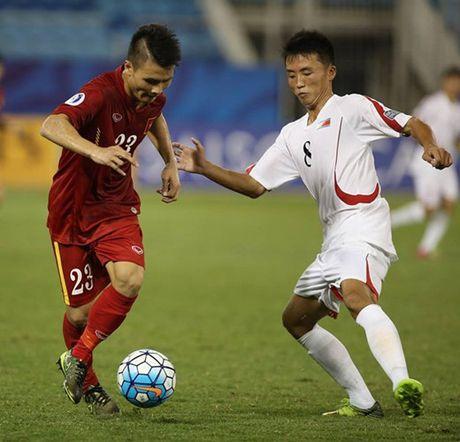 U19 Viet Nam va U19 Thai Lan, hai buc tranh tuong phan o giai chau A - Anh 11