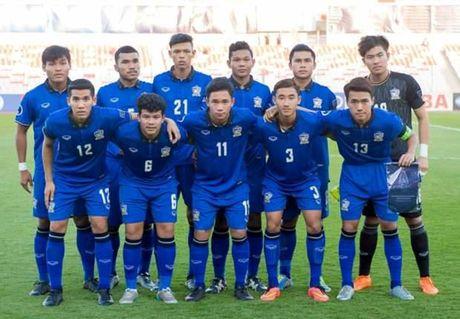 U19 Viet Nam va U19 Thai Lan, hai buc tranh tuong phan o giai chau A - Anh 1