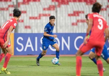 U19 Viet Nam va U19 Thai Lan, hai buc tranh tuong phan o giai chau A - Anh 2