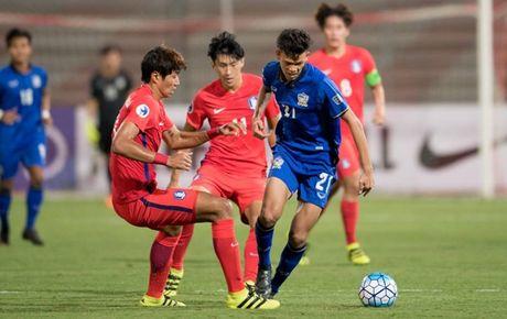 U19 Viet Nam va U19 Thai Lan, hai buc tranh tuong phan o giai chau A - Anh 3