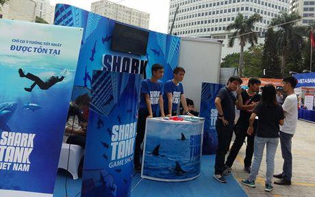 Shark Tank dong hanh cung thanh nien khoi nghiep Viet - Anh 1