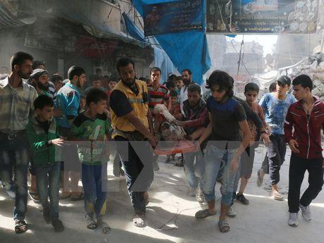 Nga, Syria ngung khong kich o Aleppo truoc them lenh ngung ban - Anh 1
