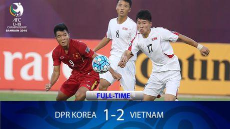 DT U19 Viet Nam gay soc o Bahrain - Anh 1