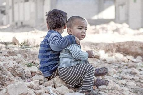 Ngung ban 8 tieng o Aleppo: Khoang lang truoc con bao - Anh 2