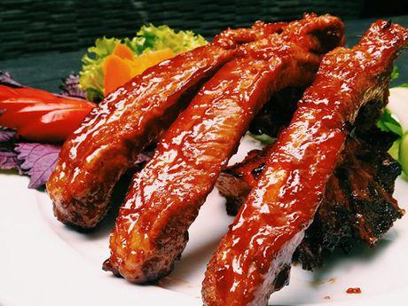 Cach uop suon nuong nhu BBQ, ngon khong kem an hang - Anh 4