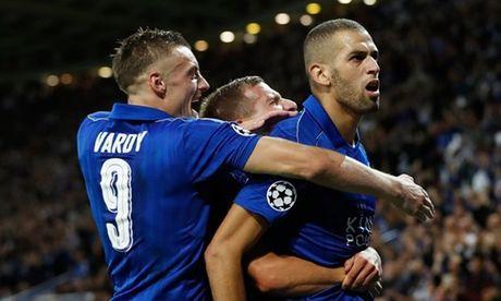 01h45 ngay 19/10, Leicester vs Kopenhagen: Don suc vao Champions League - Anh 1