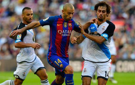 Mascherano: Man City manh hon nam truoc - Anh 1