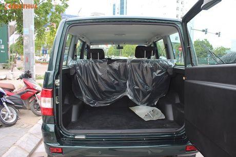 Can canh xe Nga UAZ Patriot gia tu 298 trieu ve VN - Anh 11