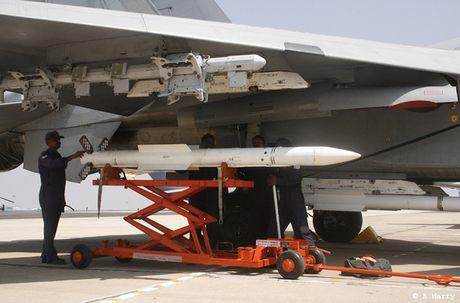 MiG-29 Syria mang ten lua R-77, My-Israel khong dam lam lieu? - Anh 3