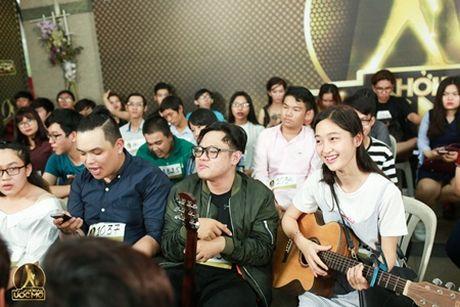 "Chung Huyen Thanh dong vien ban trai thu suc voi cuoc thi ""Khoi dau uoc mo"" - Anh 1"