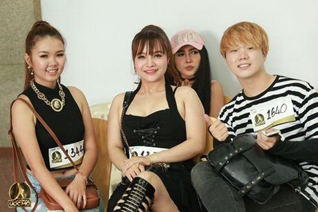 "Chung Huyen Thanh dong vien ban trai thu suc voi cuoc thi ""Khoi dau uoc mo"" - Anh 8"