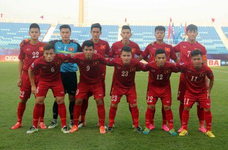 Xem lai chum anh Ho Minh Di na dai bac, Viet Nam cam hoa UAE o VCK U19 chau A - Anh 1