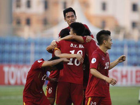 Xem lai chum anh Ho Minh Di na dai bac, Viet Nam cam hoa UAE o VCK U19 chau A - Anh 5