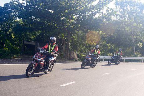 Hanh trinh Honda WINNER 150 - chinh phuc Cuc Dong - Anh 16