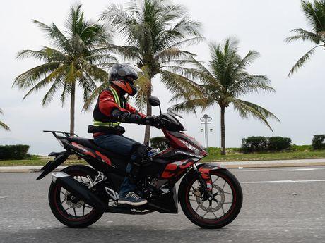 Hanh trinh Honda WINNER 150 - chinh phuc Cuc Dong - Anh 24