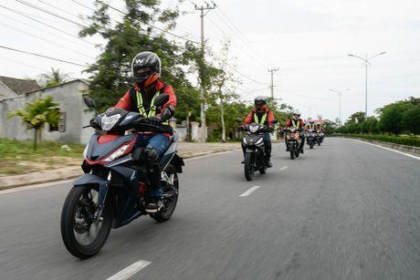 Hanh trinh Honda WINNER 150 - chinh phuc Cuc Dong - Anh 25