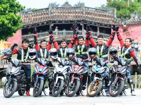 Hanh trinh Honda WINNER 150 - chinh phuc Cuc Dong - Anh 27