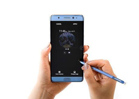 """5.000 """"qua bom"""" Galaxy Note 7 van dang o Viet Nam - Anh 1"""