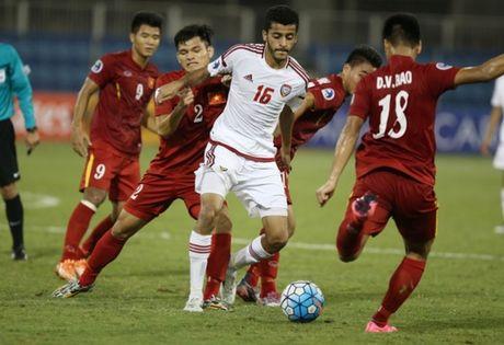 Trieu Tien bi loai, U19 Viet Nam rong cua vao tu ket - Anh 2