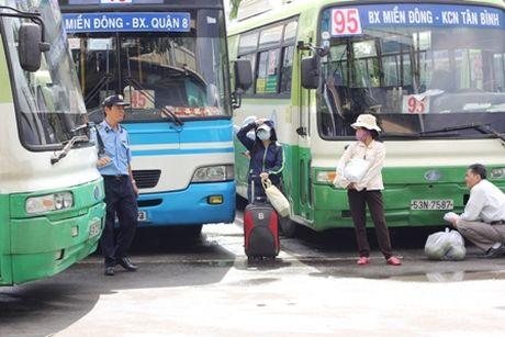 TP HCM: Thu hoi hon 109 trieu dong tien tro gia xe buyt - Anh 1