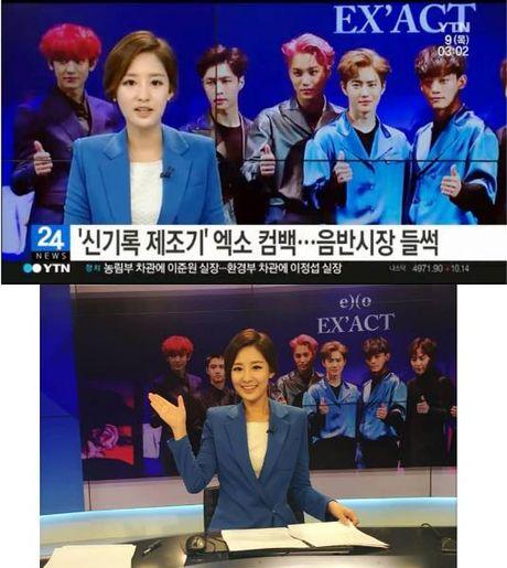 Chi gai vua xinh vua gioi cua Chan Yeol (EXO) - Anh 3