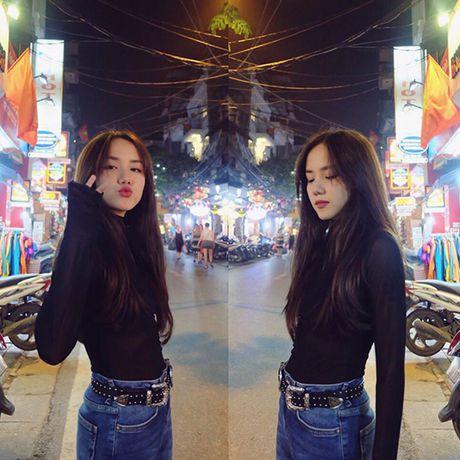 Sao Viet 18/10: Mai Ngo chinh anh 'nat tay', Ly Kute sang chanh dao pho - Anh 1