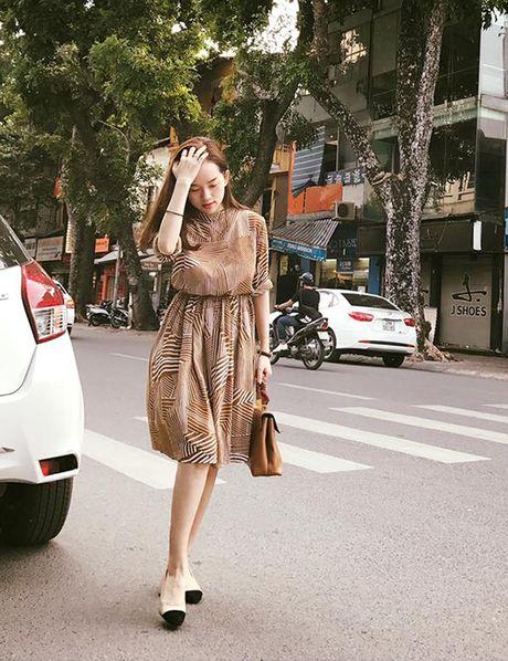 Sao Viet 18/10: Mai Ngo chinh anh 'nat tay', Ly Kute sang chanh dao pho - Anh 5