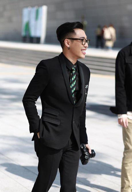 Sao, fashionista Viet ru nhau 'tray hoi' o Seoul Fashion Week - Anh 10