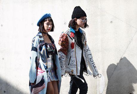 Sao, fashionista Viet ru nhau 'tray hoi' o Seoul Fashion Week - Anh 5