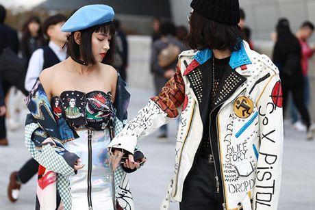 Sao, fashionista Viet ru nhau 'tray hoi' o Seoul Fashion Week - Anh 6
