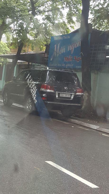 Truy tim duong day chuyen' bam' bien 'sieu VIP' o Vinh Phuc - Anh 4