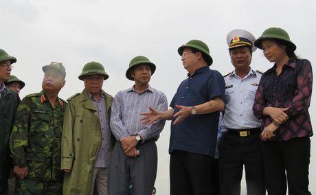 Pho Thu tuong thi sat tuyen de xung yeu o Quang Ninh - Anh 1