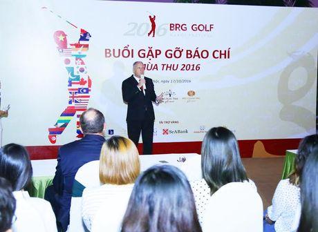BRG Golf to chuc ngay hoi Golf dac biet chua tung co nam 2016 - Anh 1