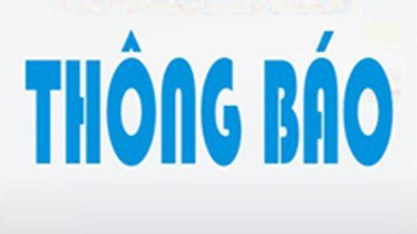Thong bao - Anh 1