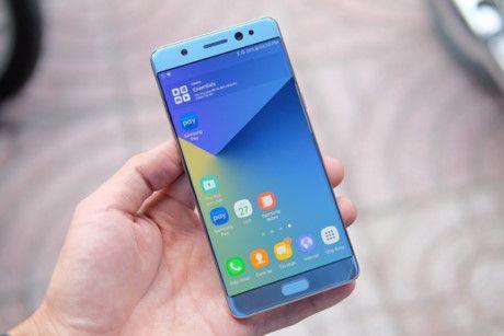 Keu goi nguoi dan hop tac thu hoi Galaxy Note 7 - Anh 1