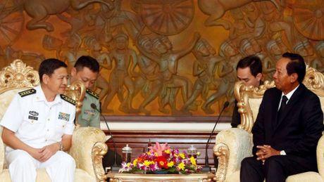 Campuchia len ke hoach mua chien dau co cua Trung Quoc - Anh 1