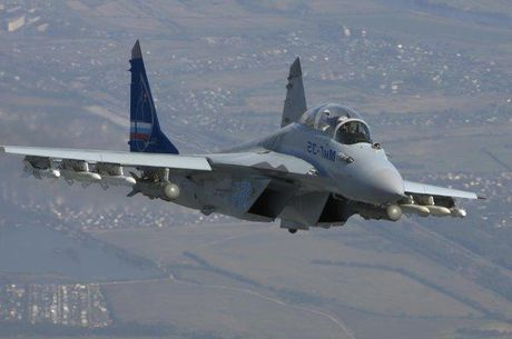 May bay MiG tren con duong 'chinh phuc' An Do - Anh 1