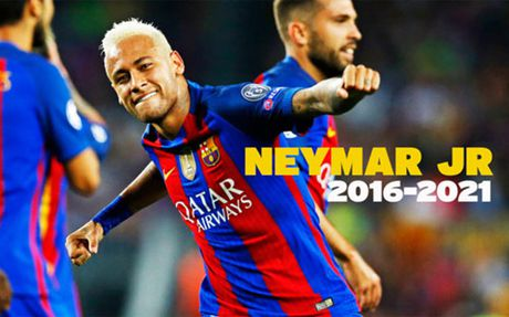 Barca: Neymar luong sau Messi, gia len 250 trieu euro - Anh 1