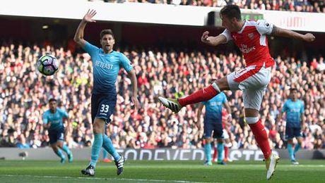 """Arsenal: """"Bay cao"""" cung bo tu tan cong ao dieu - Anh 2"""