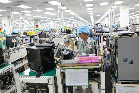 Xuat khau dien thoai cua Samsung co chieu huong di xuong - Anh 1