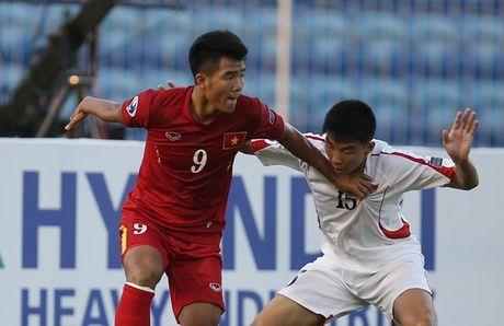U19 Viet Nam chia diem voi UAE trong the thiet quan - Anh 6