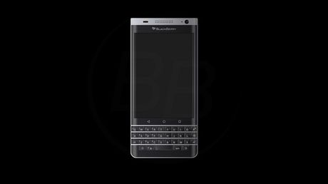 BlackBerry Mercury chay Android, ban phim QWERTY lo dien - Anh 1