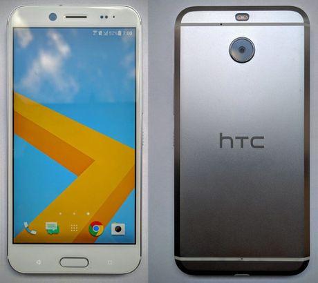 HTC Bolt se loai bo jack tai nghe 3,5 mm - Anh 1