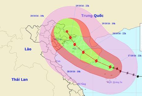 Quang Ninh, Hai Phong khan truong chuan bi don bao so 7 - Anh 3