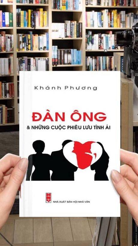 Sach 'Dan ong & Nhung cuoc phieu luu tinh ai' giup chi em hieu dan ong hon - Anh 2